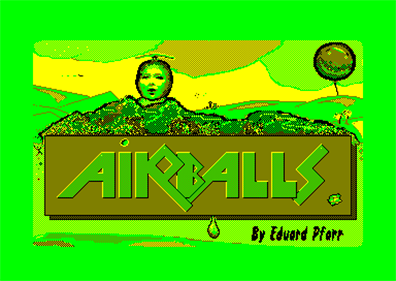Airballs - Screenshot - Game Title