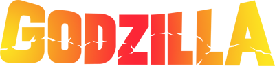 Godzilla Bakutou Retsuden - Clear Logo