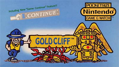 Gold Cliff