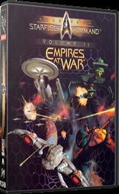 Star Trek: Starfleet Command II: Empires at War - Box - 3D