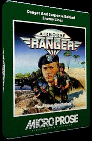 Airborne Ranger - Box - 3D