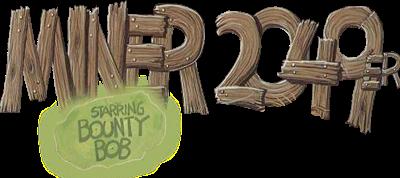 Miner 2049er - Clear Logo