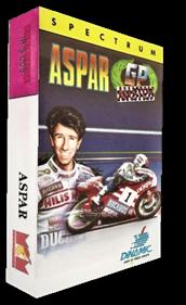 Aspar GP Master - Box - 3D