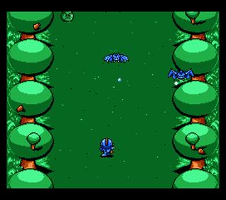 Blue Warrior - Screenshot - Gameplay