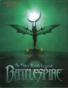 An Elder Scrolls Legend: Battlespire - Box - Front