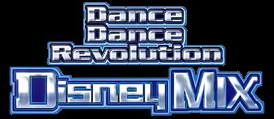 Dance Dance Revolution: Disney Mix - Clear Logo