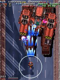 Armed Police Batrider - Screenshot - Gameplay