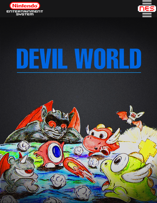 devil world details launchbox games database