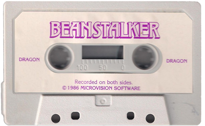 Beanstalker - Cart - Front