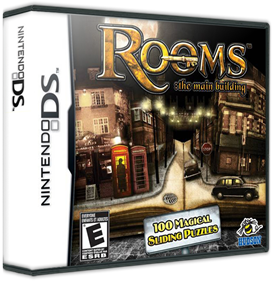 Rooms: The Main Building - Box - 3D