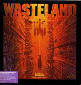 Wasteland - Box - Front