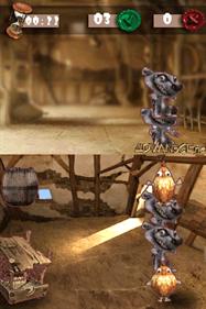 Donkey Xote - Screenshot - Gameplay