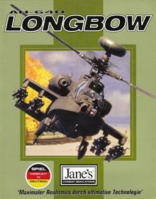 Jane's Combat Simulations: AH-64D Longbow - Box - Front