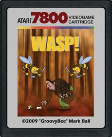 Wasp! - Cart - Front