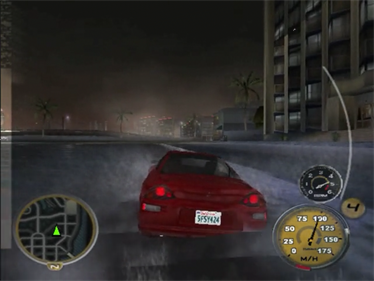 Midnight Club 3: DUB Edition - Screenshot - Gameplay