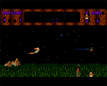 Insects in Space - Screenshot - Gameplay