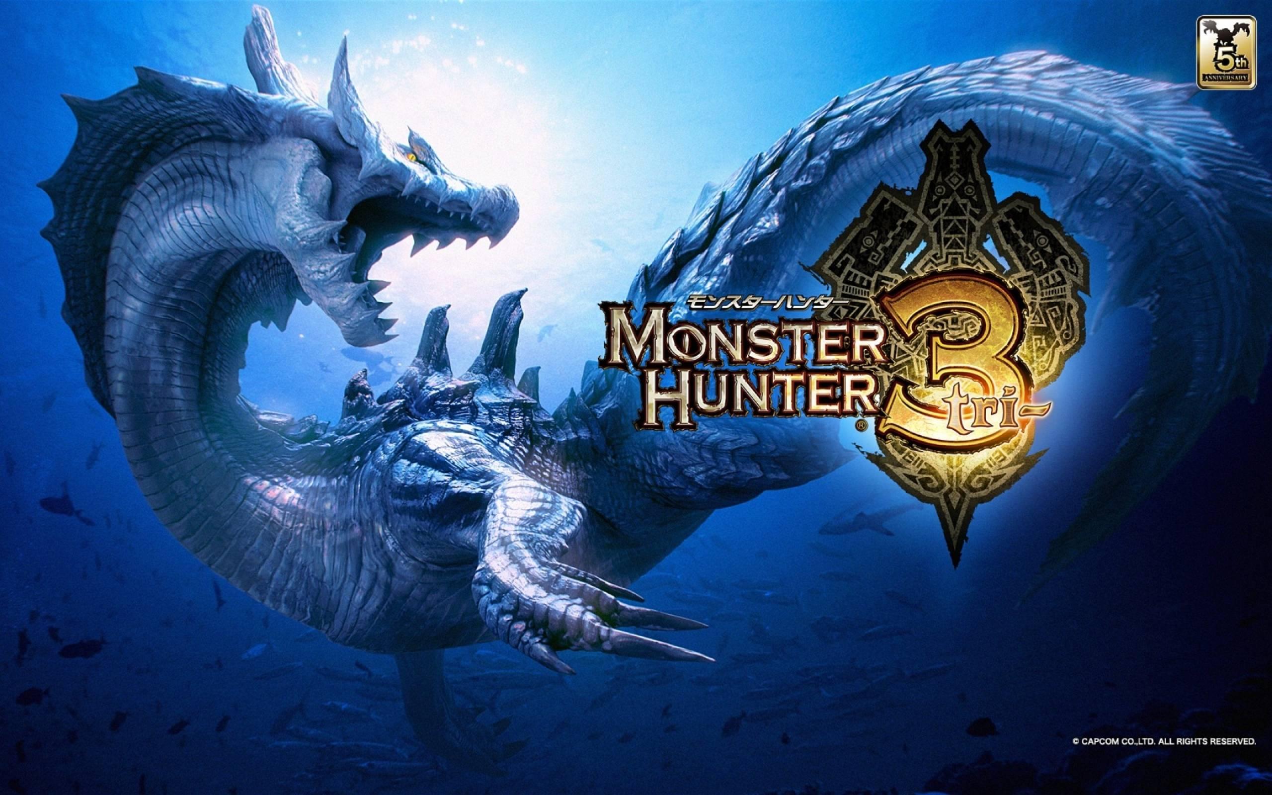 Monster Hunter 3 Ultimate Details