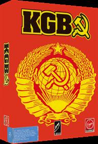 KGB - Box - 3D