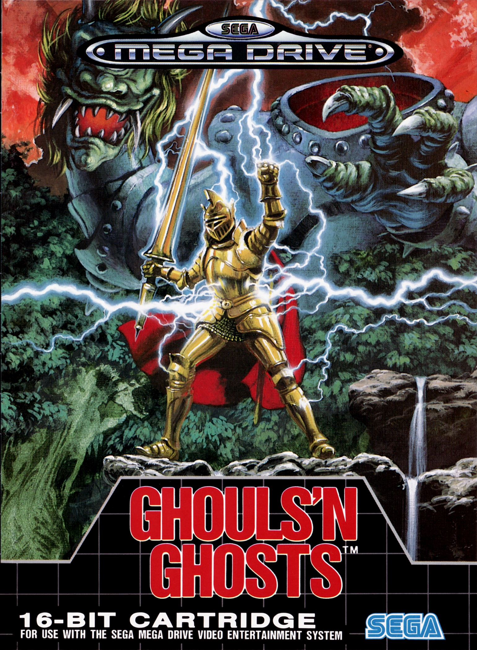 Ghouls n Ghosts Details LaunchBox Games Database
