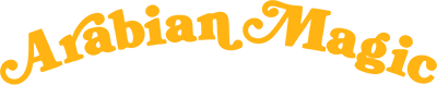 Arabian Magic - Clear Logo