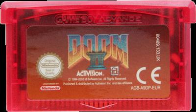 Doom II - Cart - Front