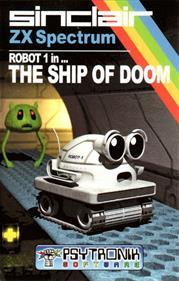 Robot 1 in... The Ship of Doom
