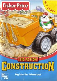 Fisher-Price Big Action Construction