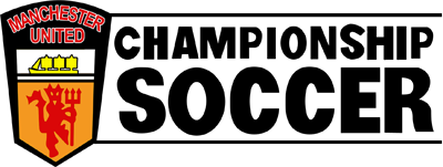 Manchester United Championship Soccer - Clear Logo