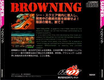 Browning - Box - Back