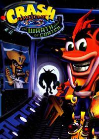 Crash Bandicoot: The Wrath of Cortex - Fanart - Box - Front
