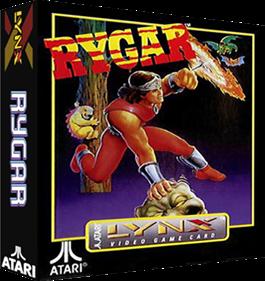 Rygar - Box - 3D