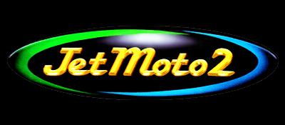 Jet Moto 2 - Clear Logo