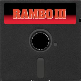 Rambo III - Fanart - Disc