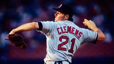 Roger Clemens' MVP Baseball - Fanart - Background