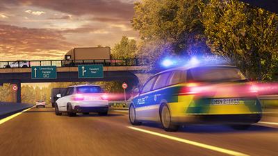 Autobahn Police Simulator - Fanart - Background