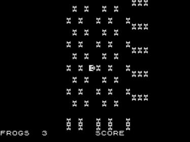 Green Cross Frog - Screenshot - Gameplay