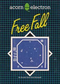 Free Fall  - Box - Front