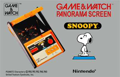 Snoopy (Panorama Screen)