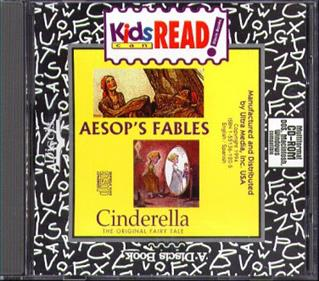 Aesop's Fables - Box - Front