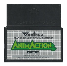 AnimAction - Cart - Front