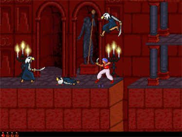 Prince of Persia 2: The Shadow & The Flame - Screenshot - Gameplay