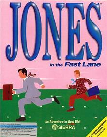 Jones in the Fast Lane