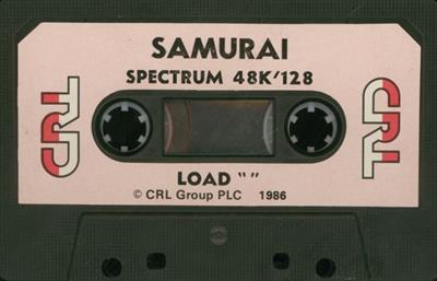 Samurai - Cart - Front