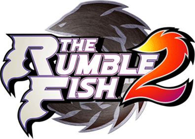 The Rumble Fish 2 - Clear Logo