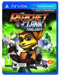 The Ratchet & Clank Trilogy HD