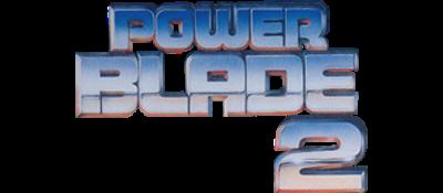Power Blade 2 - Clear Logo
