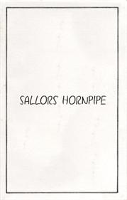 Sallors' Hornpipe