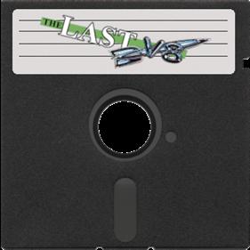 The Last V8 - Fanart - Disc