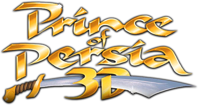 Prince of Persia 3D - Clear Logo