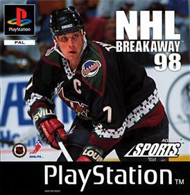 NHL Breakaway 98 - Box - Front